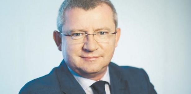 Sławomir Wontrucki, prezes LeasePlan Polska