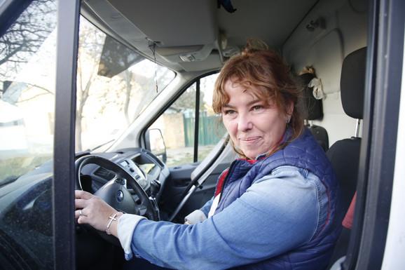 Majka Bogdane Rodić, Danijela Rodić