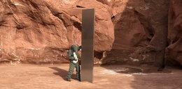 Pamiętasz tę dziwną konstrukcję? Monolit zniknął... i pojawił się w innym kraju!