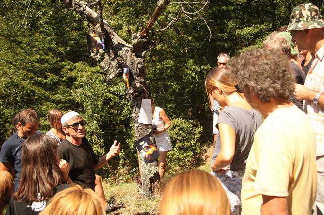 Boža Mandić na 16. šumskim susretima: Da nisam došao u šumu, promašio bih svoj život