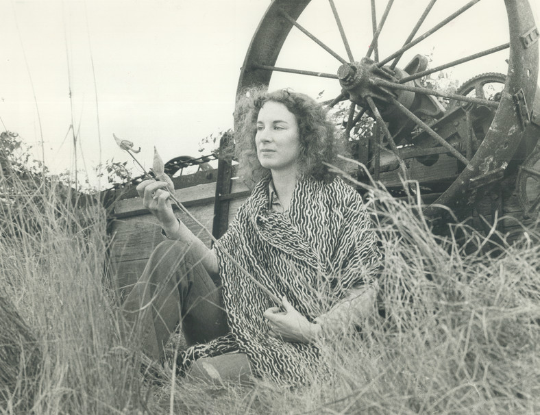 Margaret Atwood w 1972 r.