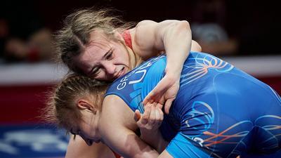 Anżelina Łysak pozamiatała na macie! Wygrała Poland Open. W całym turnieju straciła... 1 punkt!