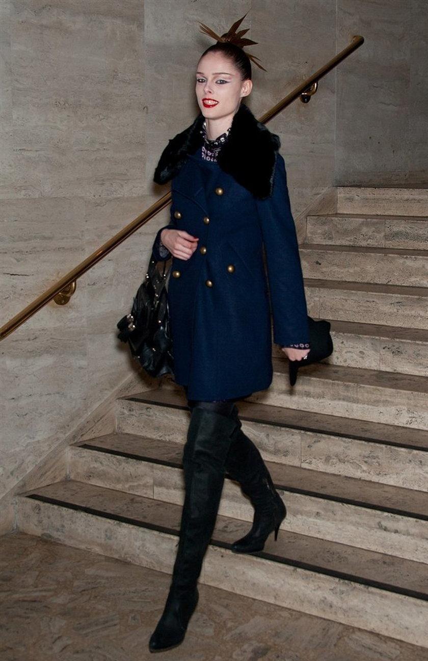 Coco Rocha Elle Brasil maj 2012