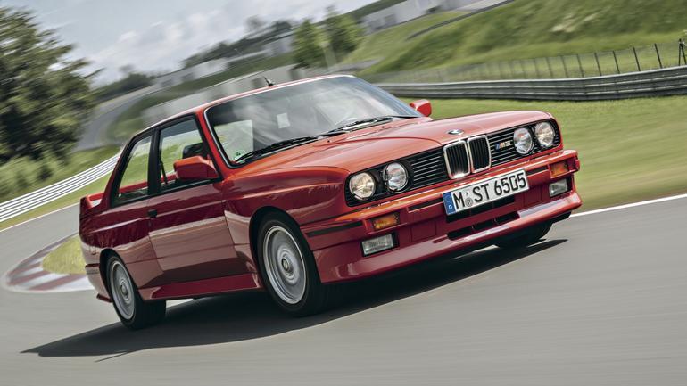 BMW M3 (E30) - czyli, torowy szatan