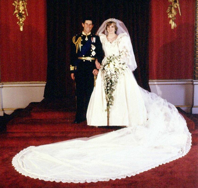 Ślub Diany