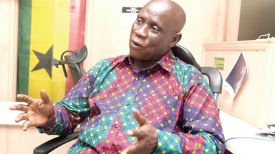 NDC seeking unnecessary attention; they're just making noise - Obiri Boahen