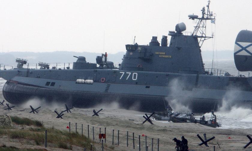 Ćwiczenia wojsk rosyjskich i białoruskich Zapad 2009.