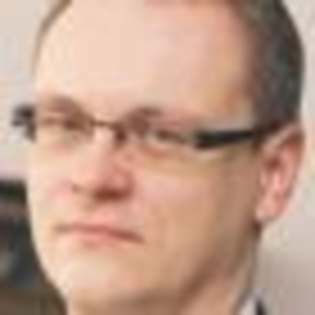Jarosław Pawłowski, wiceminister rozwoju regionalnego Fot. Marek Matusiak