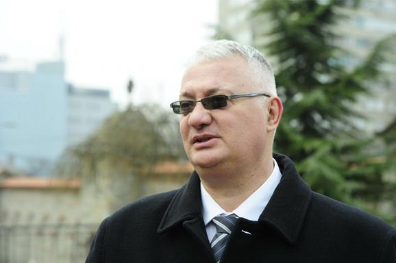 Miloš Tucović, potomak slavnog Dimitrija