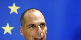 Grecki minister finansów Warufakis odchodzi!