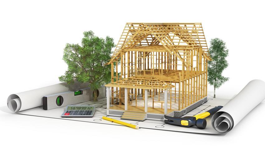 Ogromny Ile kosztuje budowa domu? W 2017 ceny wahają się od 300 do 400 tys CP99
