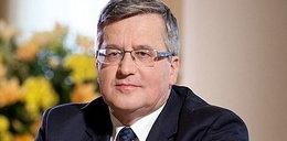 Komorowski: Nie wybieram się do Soczi