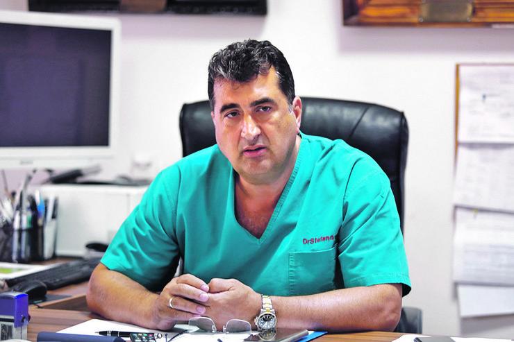Prof. dr Aleksandar Stefanović, direktor GAK Višegradska