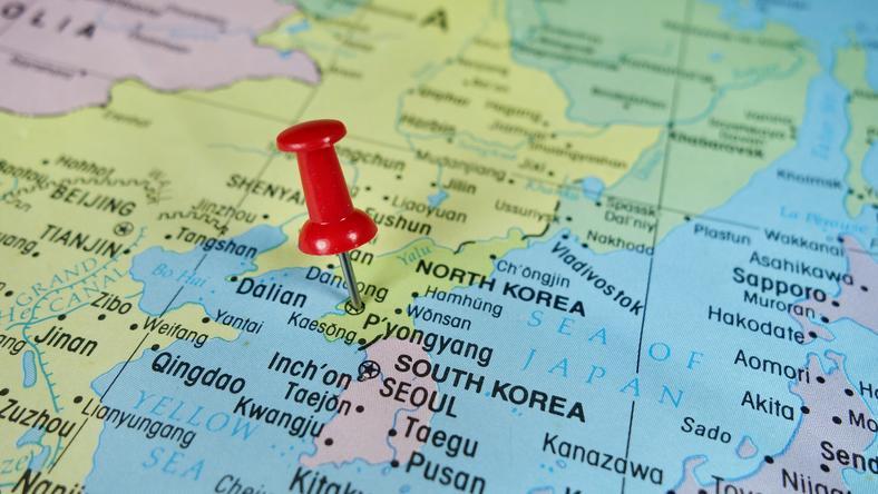 Trzęsienie ziemi w Korei Północnej. W pobliżu epicentrum wcześniej były próby jądrowe