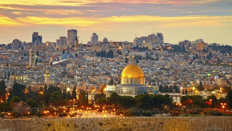Rosja także może przenieść ambasadę w Izraelu do Jerozolimy