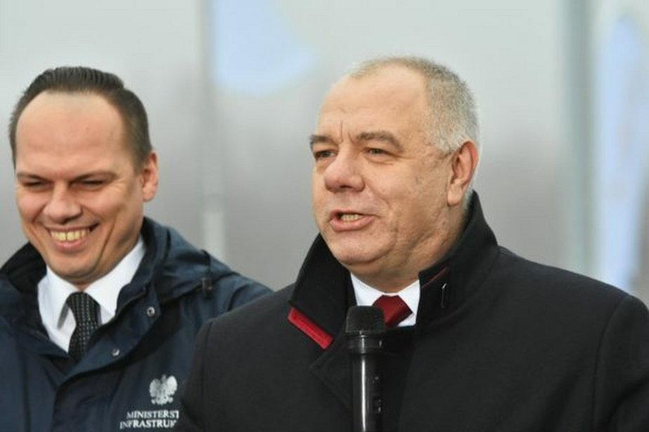 Jacek Sasin. Fot. Ministerstwo Aktywów Państwowych