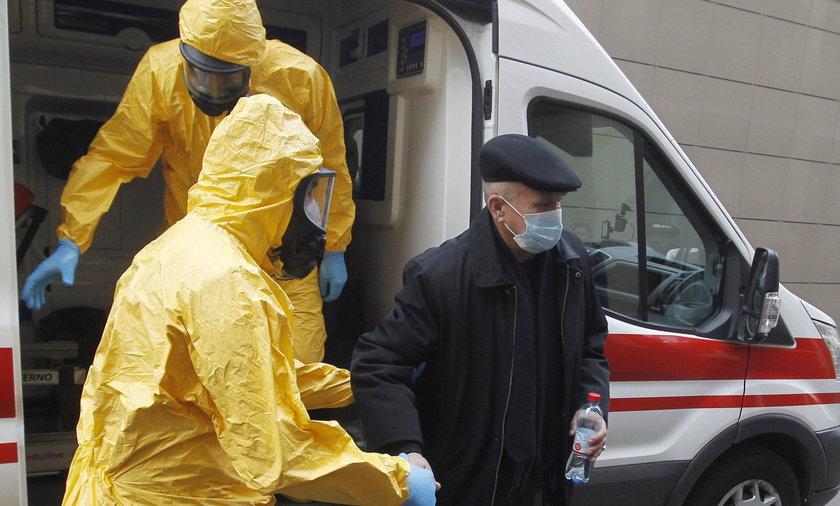 W Polsce stanu zagrożenia epidemiologicznego