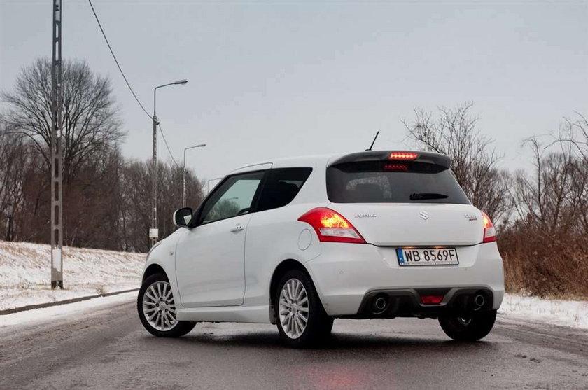 Suzuki Swift Sport: prawdziwy hot hatch?