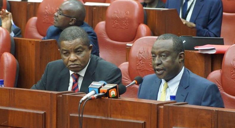 Retired KRA Commissioner General John Njiraini to be interviewed for NLC chairperson job