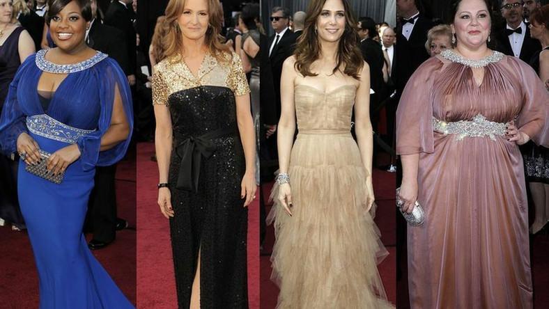 Wpadki na Oscarach! Zobacz najgorsze oscarowe kreacje