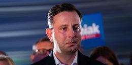 Wyjątkowo smutny wieczór wyborczy u Władysława Kosiniaka-Kamysza