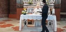Interwencja policji podczas mszy. Ksiądz był nieubłagany. Wszyscy dostali mandaty