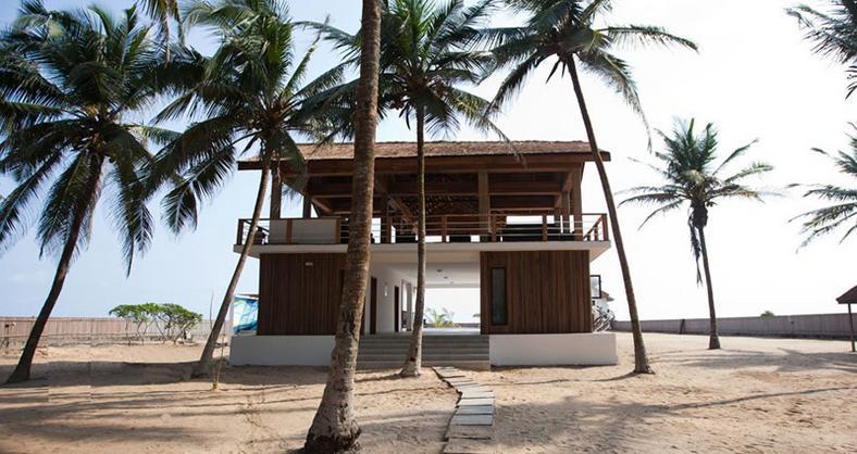 Wood-Cabin-Kamp-Ikare hotels ng
