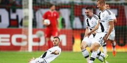 Legia wyszarpała zwycięstwo z Zorią!
