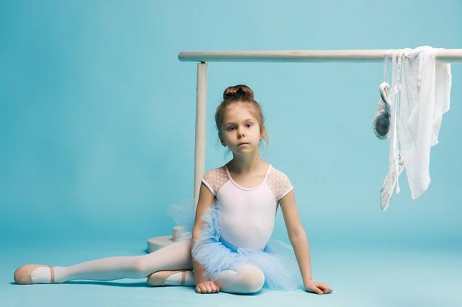 Moderan balet, odlična aktivnost za decu od tri do šest godina