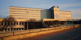 Świńska grypa w szpitalu Kopernika