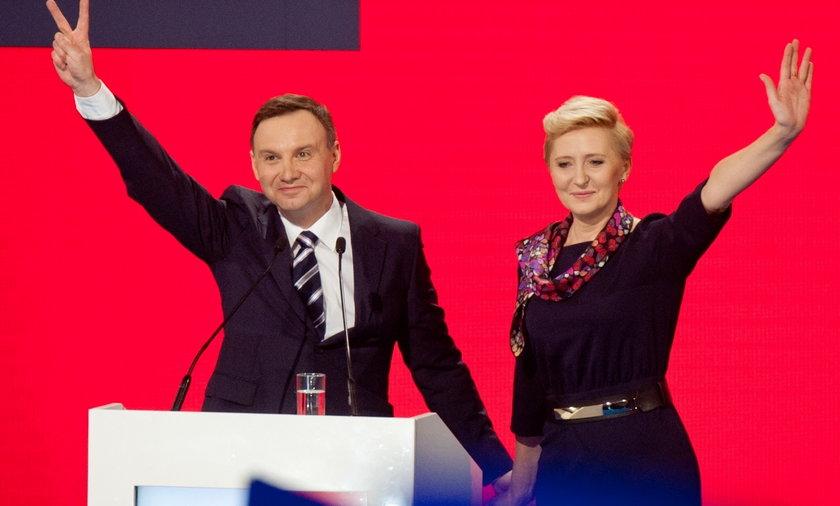 Konwent wyborczy Andrzeja Dudy