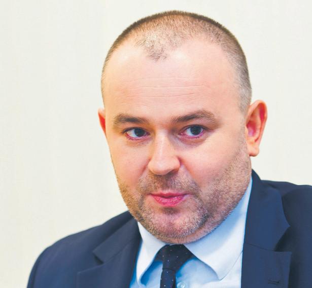 Paweł Mucha, zastępca szefa Kancelarii Prezydenta RP fot. Wojtek Górski
