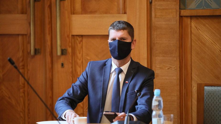 Dariusz Piontkowski powołany na sekretarza stanu w MEN