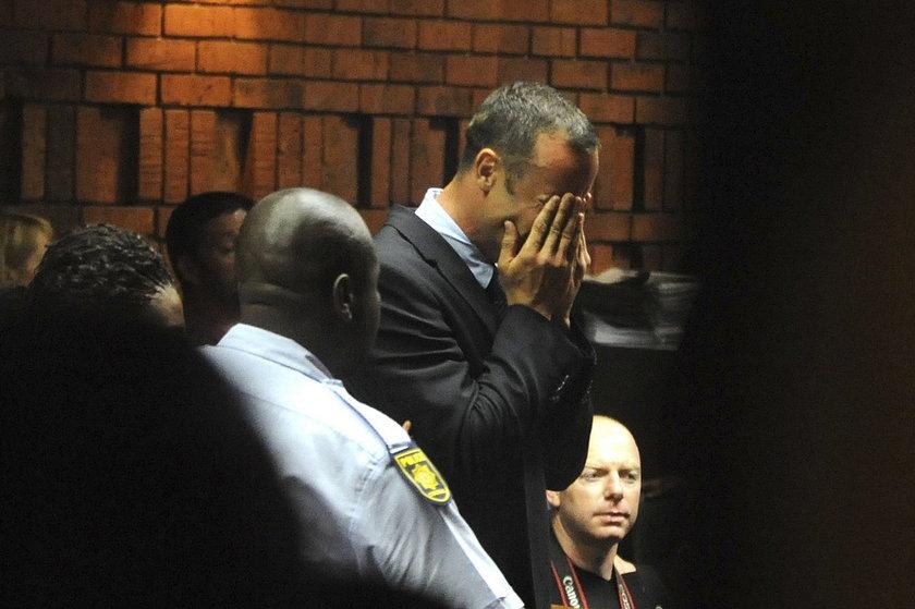 Pistorius został zwolniony za kaucją z aresztu