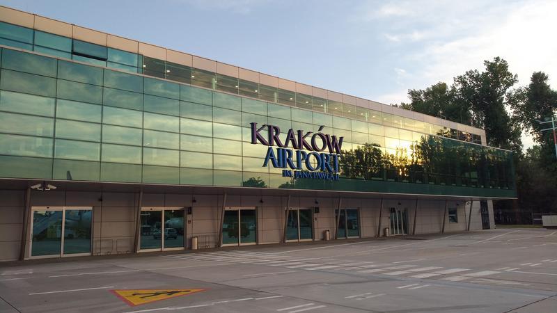 Lotnisko Kraków-Balice