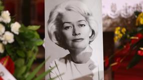Pogrzeb Aliny Janowskiej. Aktorka spoczęła na Powązkach