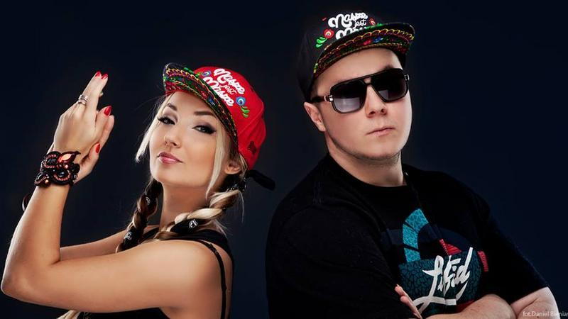 Cleo i Donatan (fot. www.facebook.com/DonDonatan)