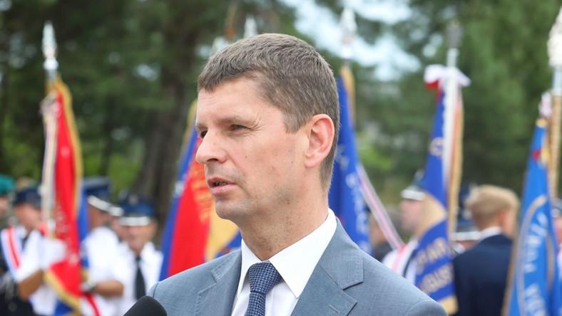 Dariusz Piontkowski minister