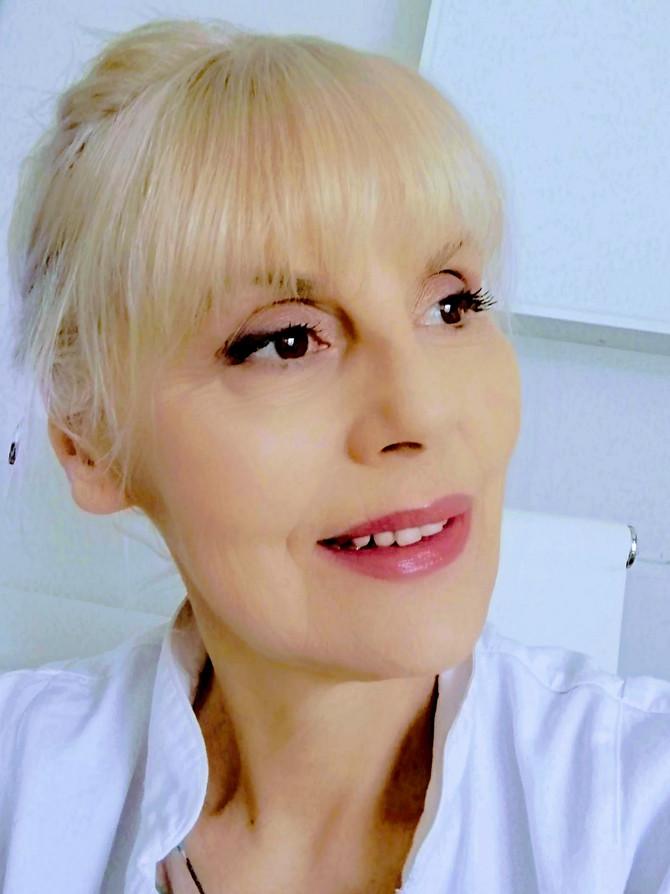 Doc. dr Ninoslava Dragutinović, otorinolaringolog-audiolog