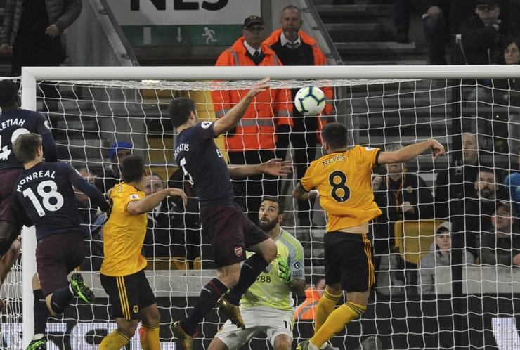 FK Vulverhempton, FK Arsenal