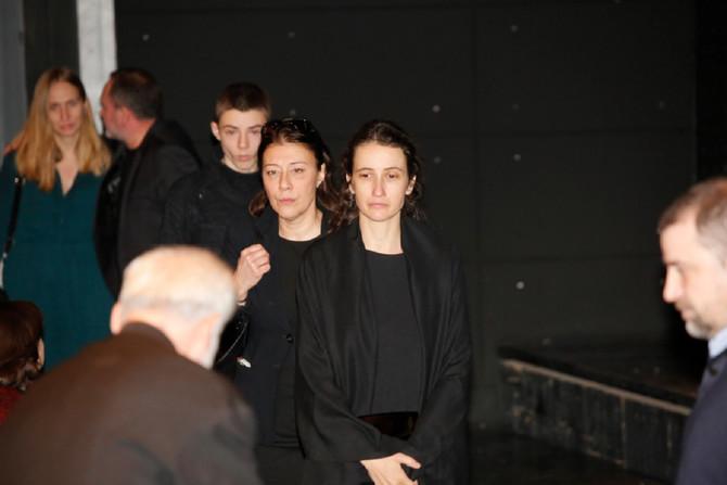 Tuga na licima Mine Glogovac i Milice Šćepanović