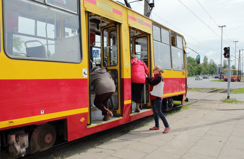 Będą nowe przystanki przy Aleksandrowskiej w Łodzi
