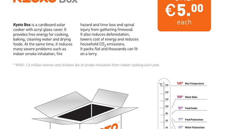 Zwycięski projekt kuchenki na baterie słoneczne