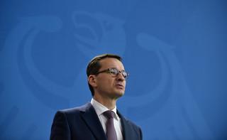 Morawiecki tłumaczył zawiłości ustawy o IPN. Użył niewłaściwego słowa, premier Izraela 'oburzony'