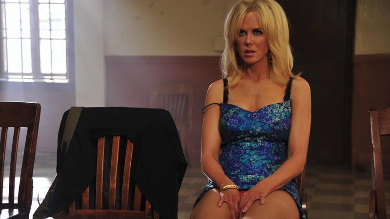 """Nicole Kidman w filmie """"Gazeciarz"""""""