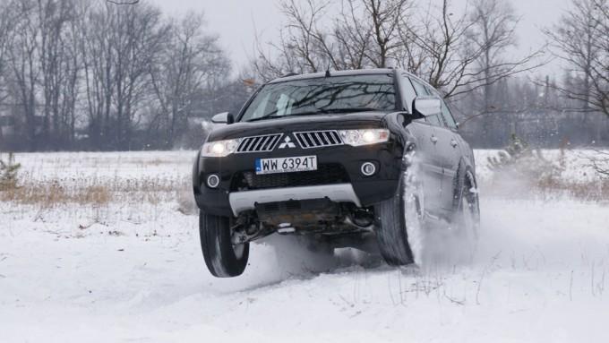 Test Mitsubishi Pajero Sport: tryumfalny powrót udanej terenówki