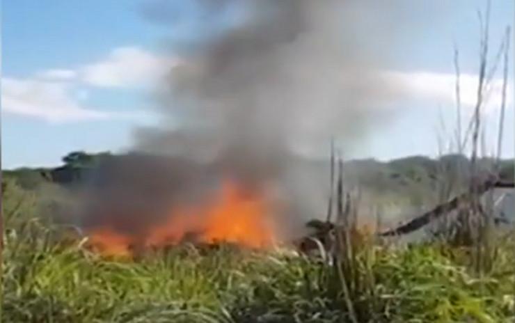 Snimak nesreće
