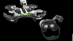 Parrot Mambo FPV - kieszonkowy dron do wyścigów
