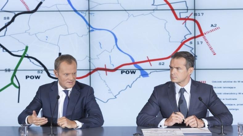 Byli podwładni Nowaka znaleźli pracę w spółkach kolejowych