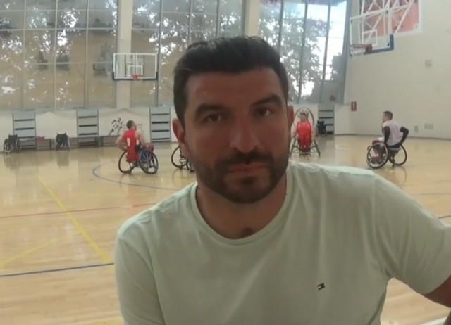 Košarka u kolicima